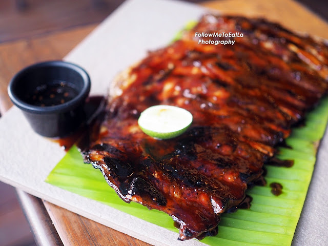 Signature BBQ Spare Ribs RM 48