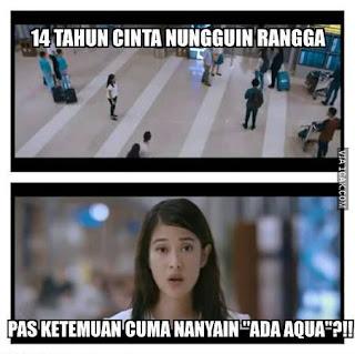 5 Meme Lucu AADC 2