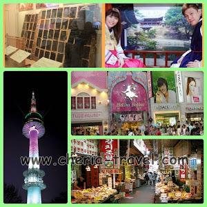 Tempat Kunjungan di Korea