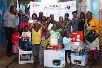 Jumia Donates 1 Million To Good Samaritan Childrens Home