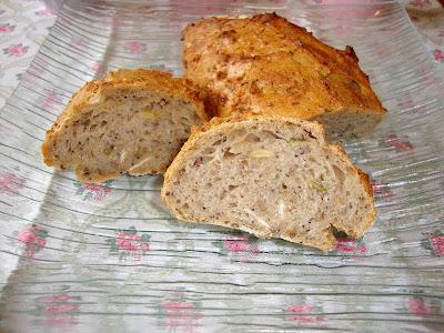 Pan de centeno y multisemillas