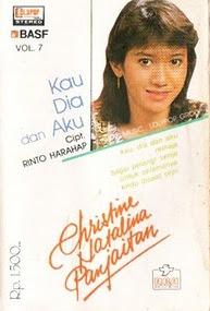 Christine Pandjaitan - Aku Dia dan Kau ( Karaoke )