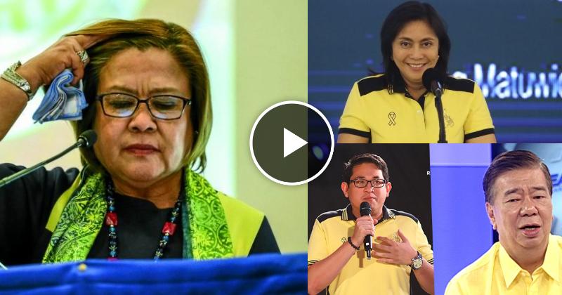 LP, Handang Protektahan si De Lima Laban sa Warrant of Arrest Nito