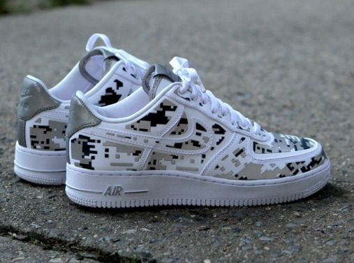 promo code 342c2 d8abd Here is some new images via kith of the upcoming Nike Air Force nike air  force 1 digi camo ...