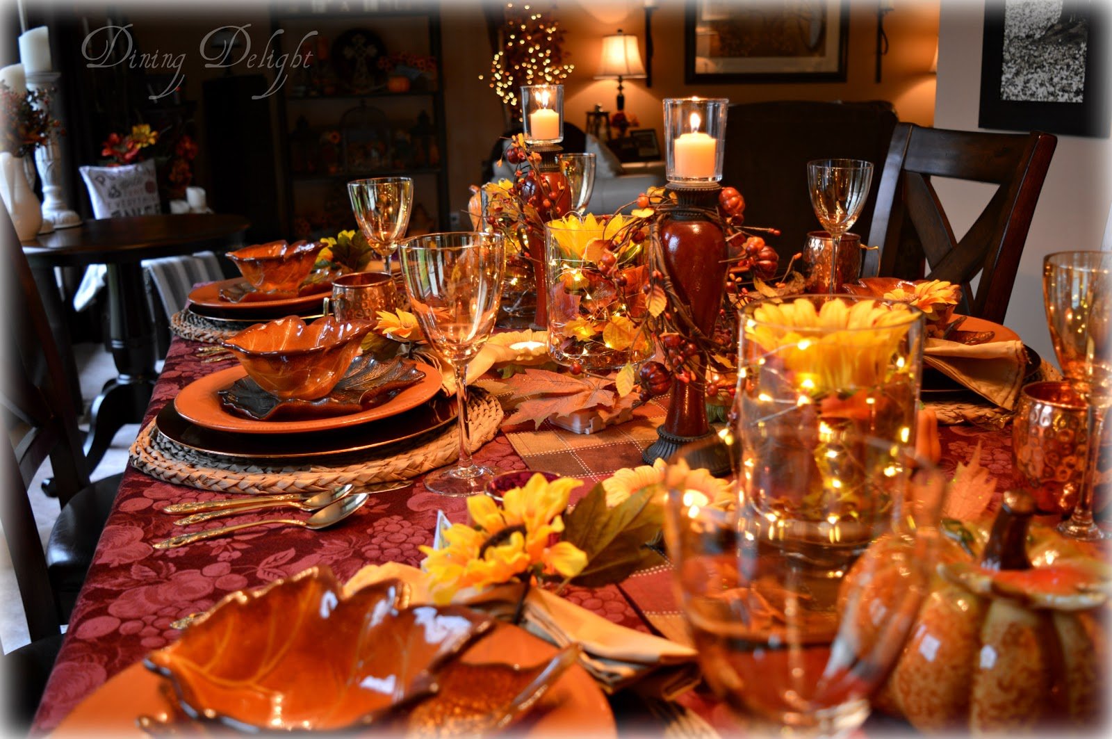 thanksgiving dinner invitation card