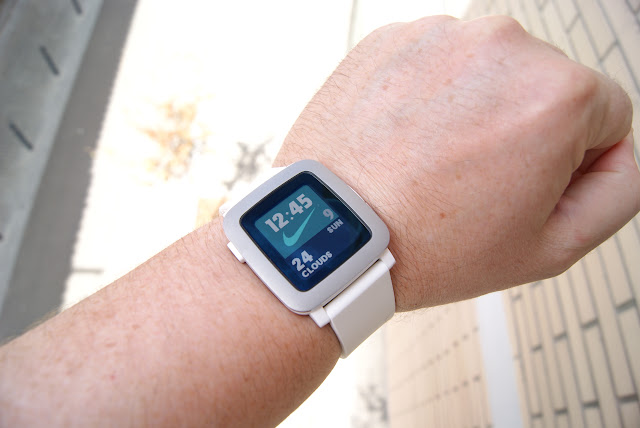 Disfruta Del Castigo: Watchfaces para Pebble Time