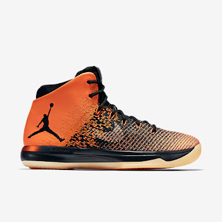 Nike Air Jordan XXXI SHATTERED BACKBOARD シューズレビュートップ画像