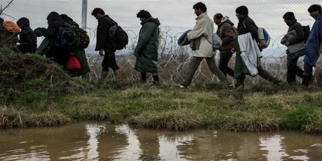 37 μετανάστες αποβιβάστηκαν σε παραλία της Ροδόπης