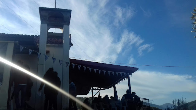 Θεσπρωτία: Στην Αβαρίτσα Παραμυθιάς εορτάστηκε πανηγυρικά η Αγία Βαρβάρα και με νηστίσιμο φαγητό
