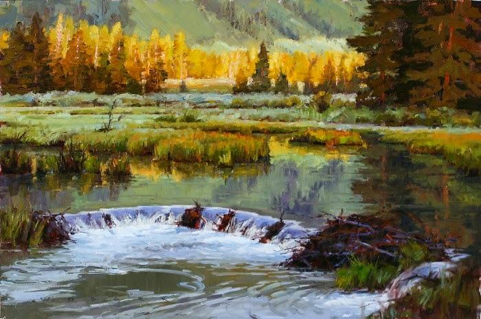 Талантливый американский художник. Jim Wodark