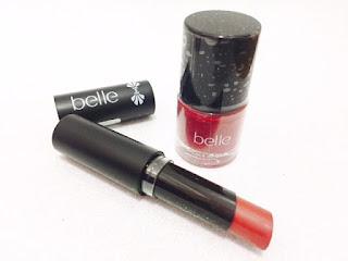 Mejor labial rojo Belle Makeup Mardebelleza