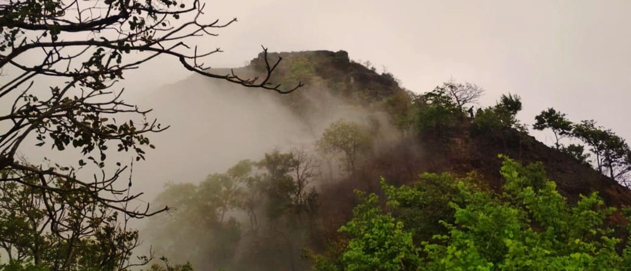 काळदुर्ग किल्ला - Kaldurg Fort