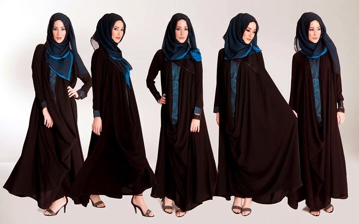 c0fd28e266dc Along these lines they feel more good in business sectors and other open  spots. Today the pattern of wearing popular and best abayas 2016 is  expanding day ...