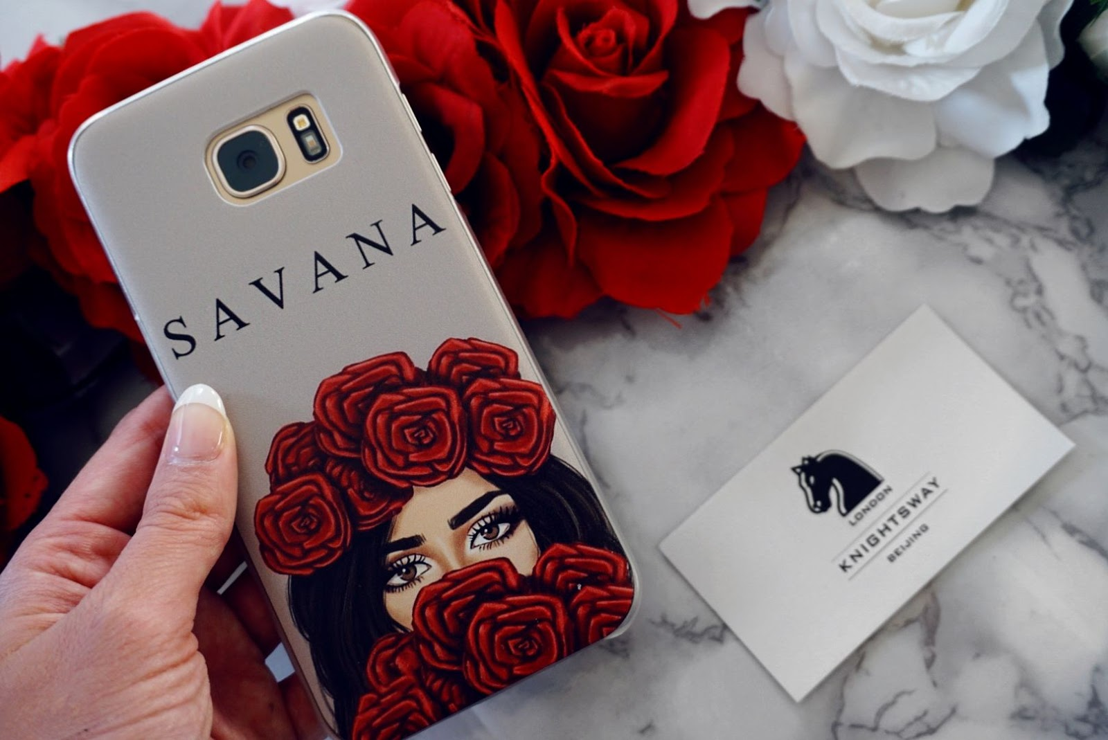 HOW TO MAKE YOUR PHONE LOOK BRAND NEW WITH PERSONALISED PHONE CASES BY KNIGHTSWAY