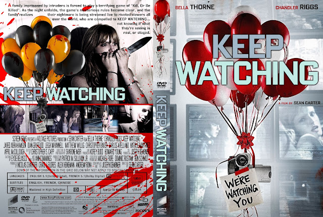 Keep Watching DVD Cover