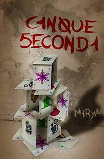 copertina Cinque secondi di Mirya