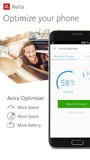 Avira Optimizer Pro v1.4 build 235 Full APK