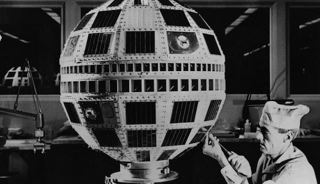 Suposto satélite Telstar 1