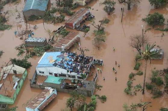 Ayuda Panafricanista para las víctimas del ciclón Idai en Mozambique, Malawi y Zimbabwe