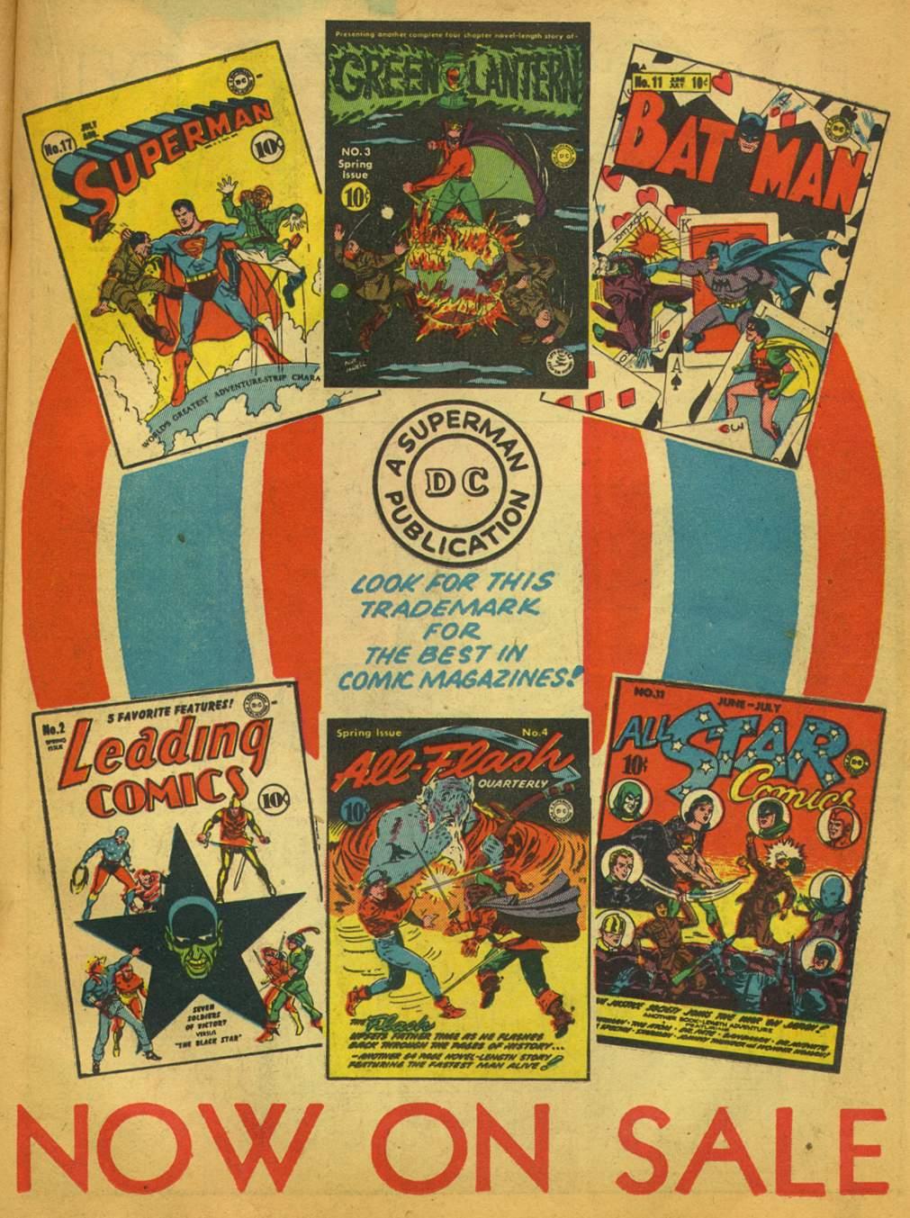 Read online World's Finest Comics comic -  Issue #6 - 85