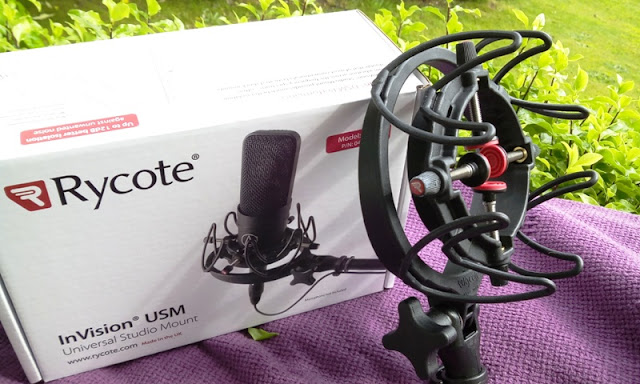 Rycote Usm Universal Daze Mountain Requires No Rethreading!