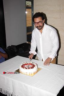 Bollywood Actor Aamir Khan Birthday Party Celetion Stills  0009.JPG