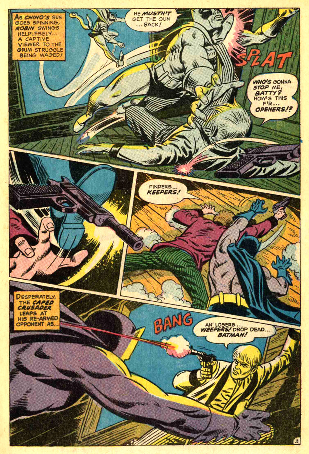 Detective Comics (1937) 379 Page 4