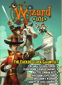 James Lifemancer 39 S Blog New Cuckoo Clock Gauntlet Bundle