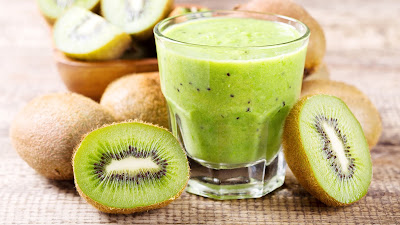 kiwi is rich in proteins and minerals