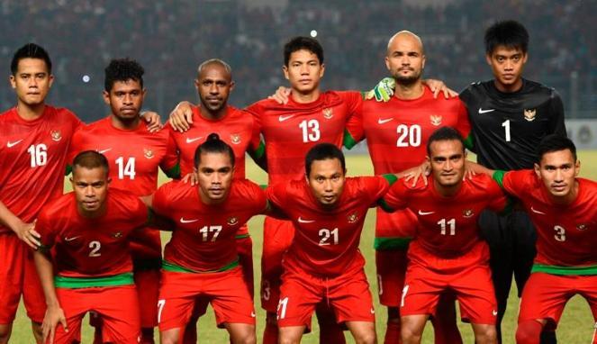 InfoSaiki.com: Indonesia Naik Peringkat FIFA