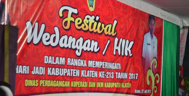 Festival HIK Klaten