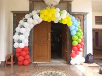 Jasa Dekorasi Balon Ulang Tahun  Professional Call 021-29680094