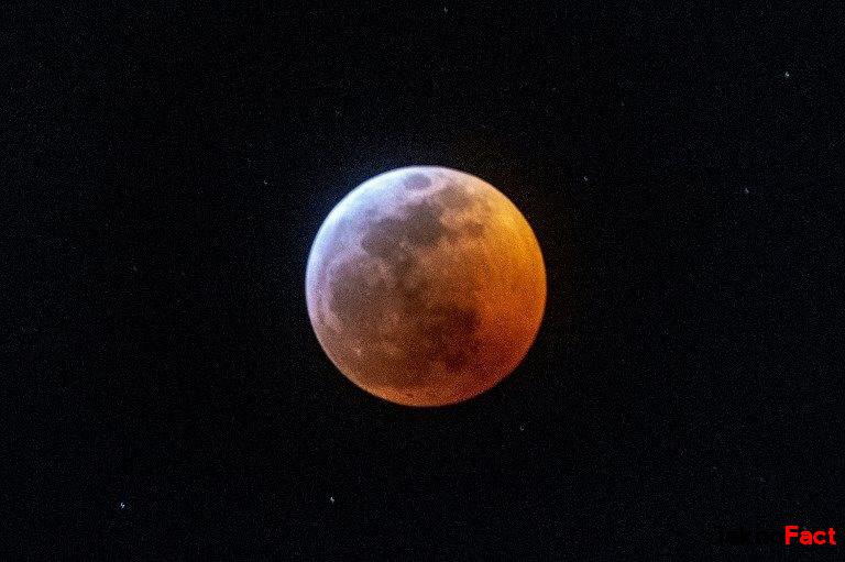 Ay'a Meteor Çarptı