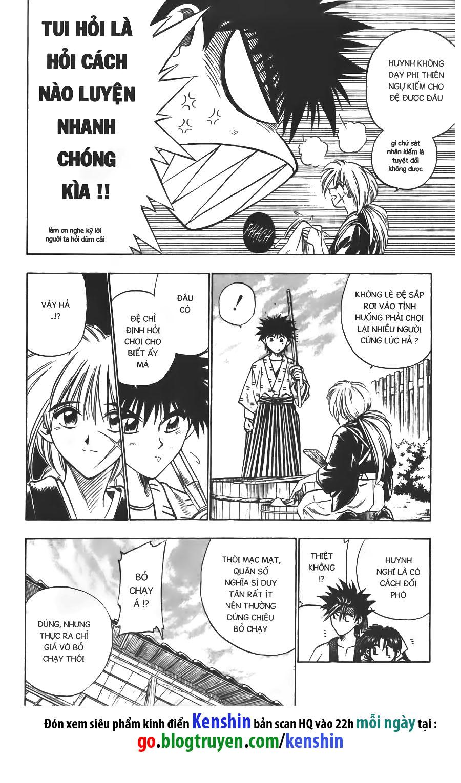 Rurouni Kenshin chap 32 trang 17