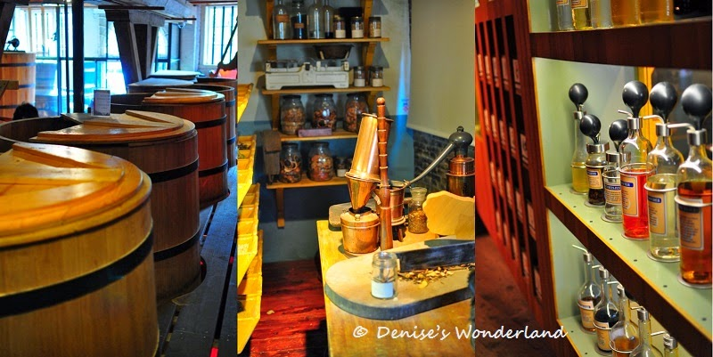 National Jenever Museum Schiedam, The Netherlands