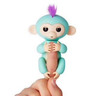 Zoe fingerlings monkey
