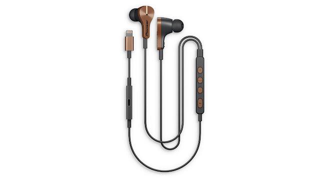 Tai nghe Pioneer Rayz Plus: Vừa sạc vừa nghe nhạc trên iPhone 7