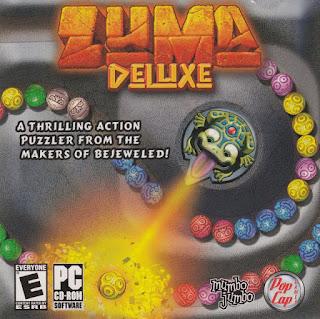 ZUMA DELUXE Games List Cover Photo