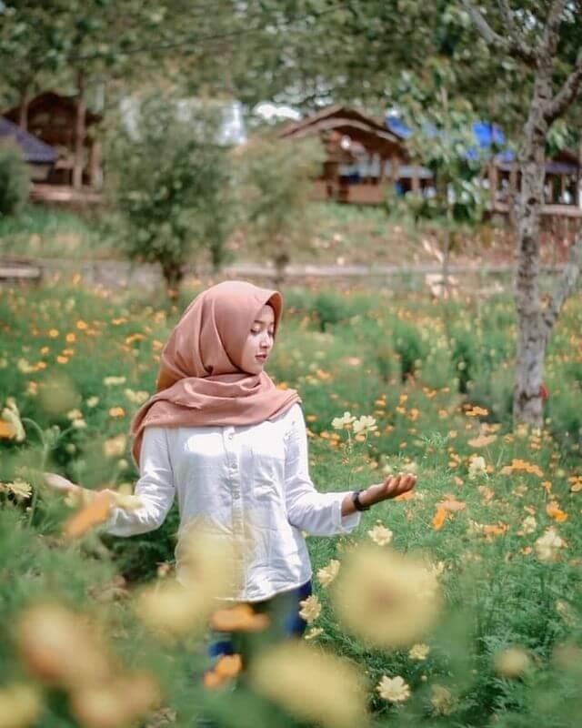 Taman Bunga Telaga Malingan, Gunung Kidul, Jogja - Foto rahmi_mahayunsari