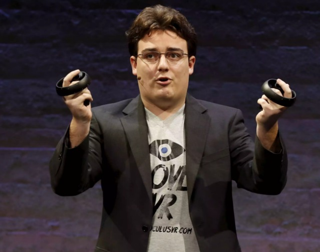 Oculus Rift Founder Palmer Luckey Reportedly Pledges $2K To ReVive Hack