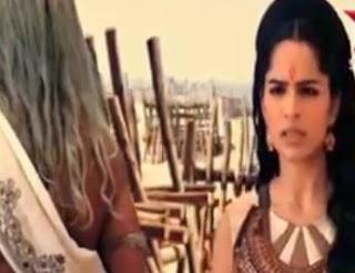 Sinopsis Mahabharata Episode 161 - Srikandi Tidak Bisa Ikut Dalam Perang
