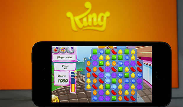 Blizzard compra empresa do jogo Candy Crush