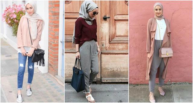 Sporty Look Style Untuk Kamu Yang Berhijab