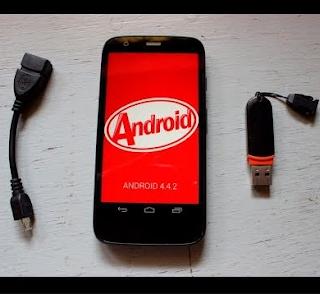 [100% WORK] Cara Menghubungkan Flashdisk Ke Android Tanpa Root