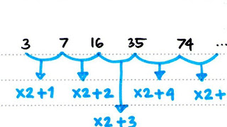 contoh tes matematika deret angka pt mayora