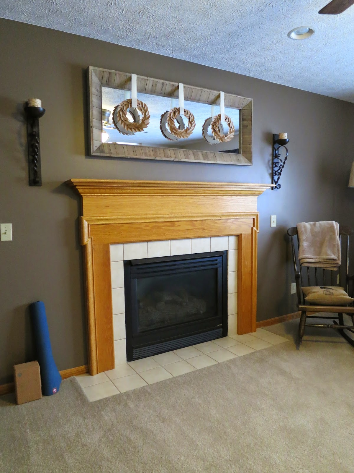 Operation: Old Elm: Fireplace Facelift