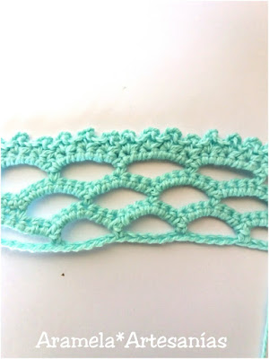 choker de puntilla de crochet tutorial 8