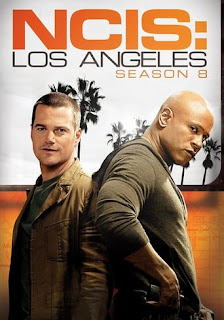 NCIS: Los Angeles Temporada 8 audio español