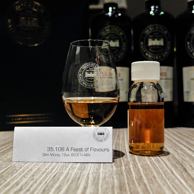 Glen Moray SMWS 35.108 A Feast of Flavours
