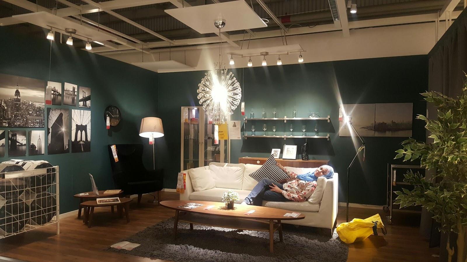 Ruangan Istimewa Perabotan Rumah Tangga IKEA